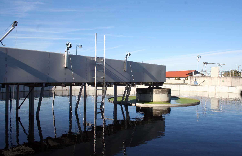 Energieeffizienz der KA Ludwigsfelde bestätigt